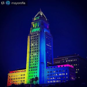 angstrom-lighting-lacityhall-LGTBQ-heritage-month