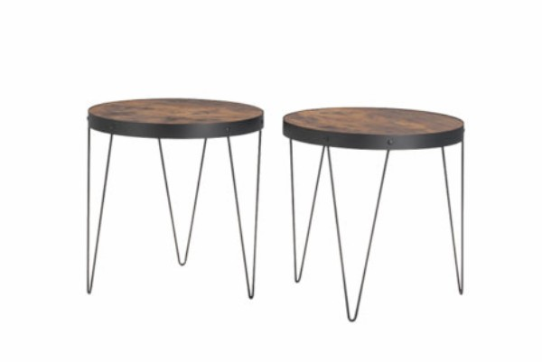 Mad Men Coffee Tables Duo